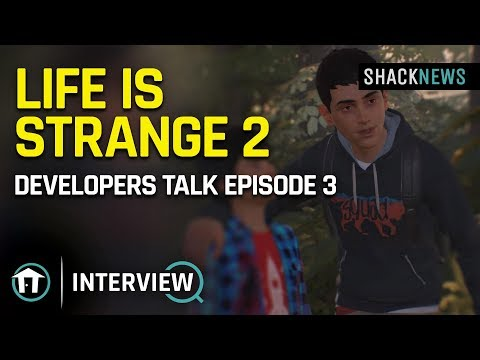 Life is Strange 2 - Developers Talk Episode 3 thumbnail
