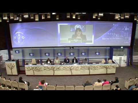 WATCH 2014 Video - International Launch Event in Rome