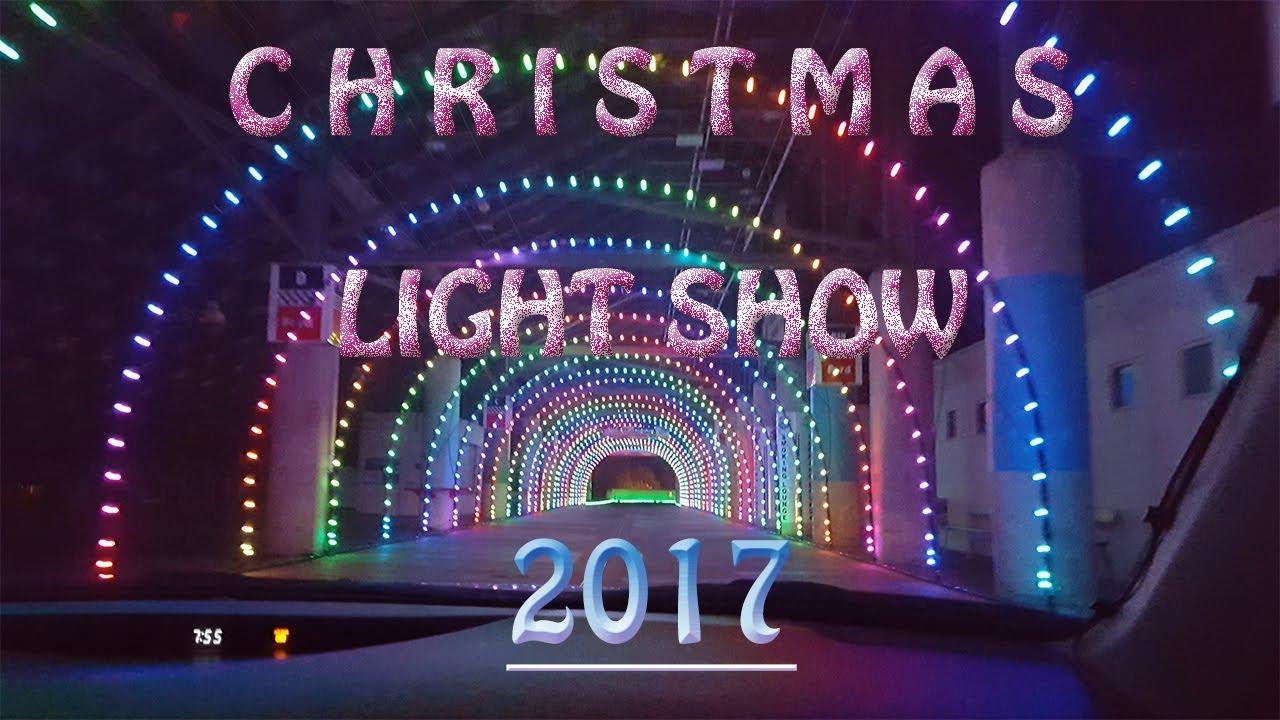 Charlotte Motor Speedway Christmas Lights.Charlotte Motor Speedway Christmas Light Show 2017