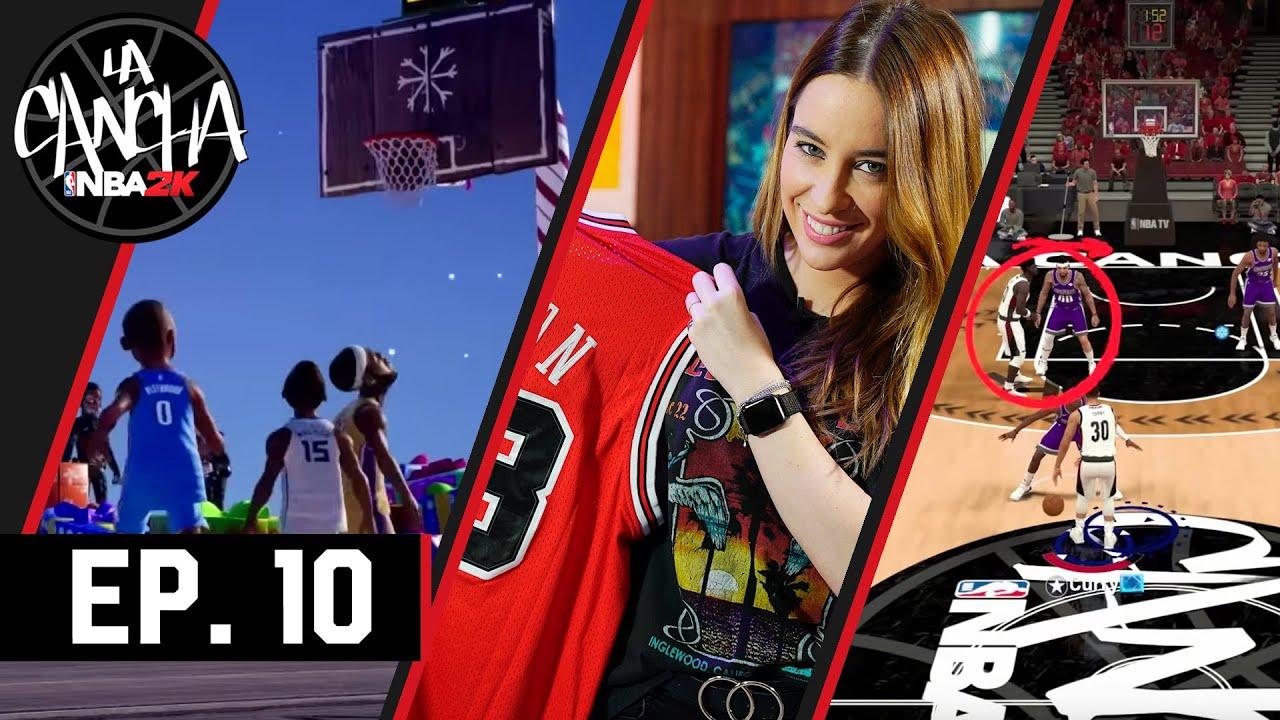 4b80fb080dead6 REGALAMOS A MICHAEL JORDAN! – LA CANCHA DE NBA 2K EP. 10 - YouTube