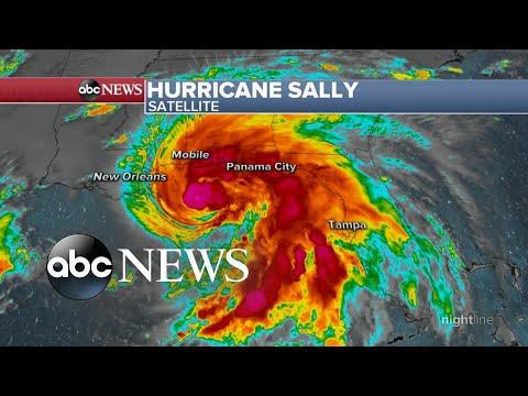 Hurricane Sally is
