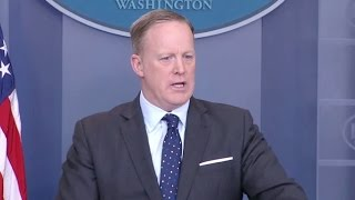 Mar 23, 2017 Sean Spicer White House Briefing- Full Event