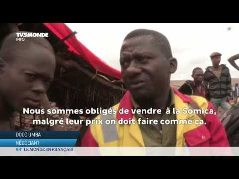 R.D. Congo : reportage avec les creuseurs dans les mines du Katanga