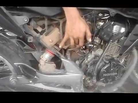 Karburator Motor Dengan Settingan Irit Normal Dan Langsam
