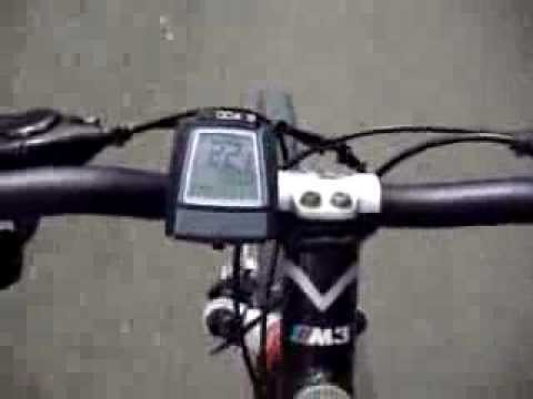 7103edb838f MTB + VELOCÍMETRO DIGITAL - My bike 2 ! - YouTube