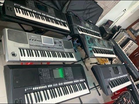 Bán đàn Organ S970 Tại NHẠC CỤ MINH HUY 0707522522