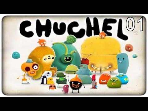 PUCCIOSO, FOLLE, GENIALE E DIVERTENTE...GIOCO DELL'ANNO? | Chuchel - ep. 01 [ITA]