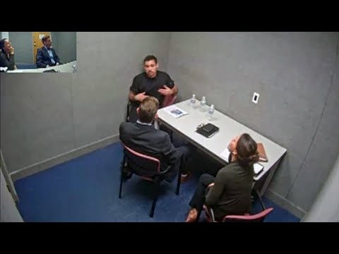 UNCUT: JSO detectives interview Lee Rodarte