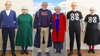 Cặp vợ chồng U70 ở Nhật suốt 37 năm hạnh phúc và style diện đồ đôi khiến giới trẻ ngưỡng mộ