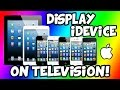 YouTube Turbo How To Display iDevice on TV (EASY)