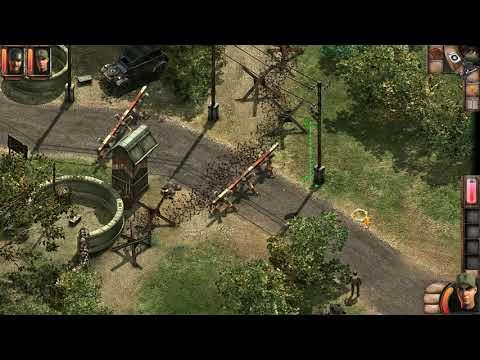 Commandos 2 HD Remastered Gameplay |