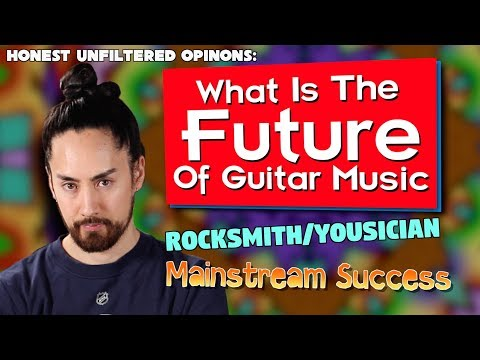 What's The Future Of Guitar Music? | Honest UnFiltered Opinions #5