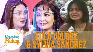 Sylvia talks about Eula getting the role of Amor Powers | Magandang Buhay
