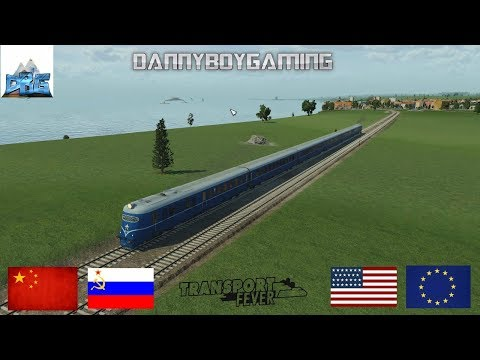 Transport Fever The Mods EP 86 Minsk To Amsterdam
