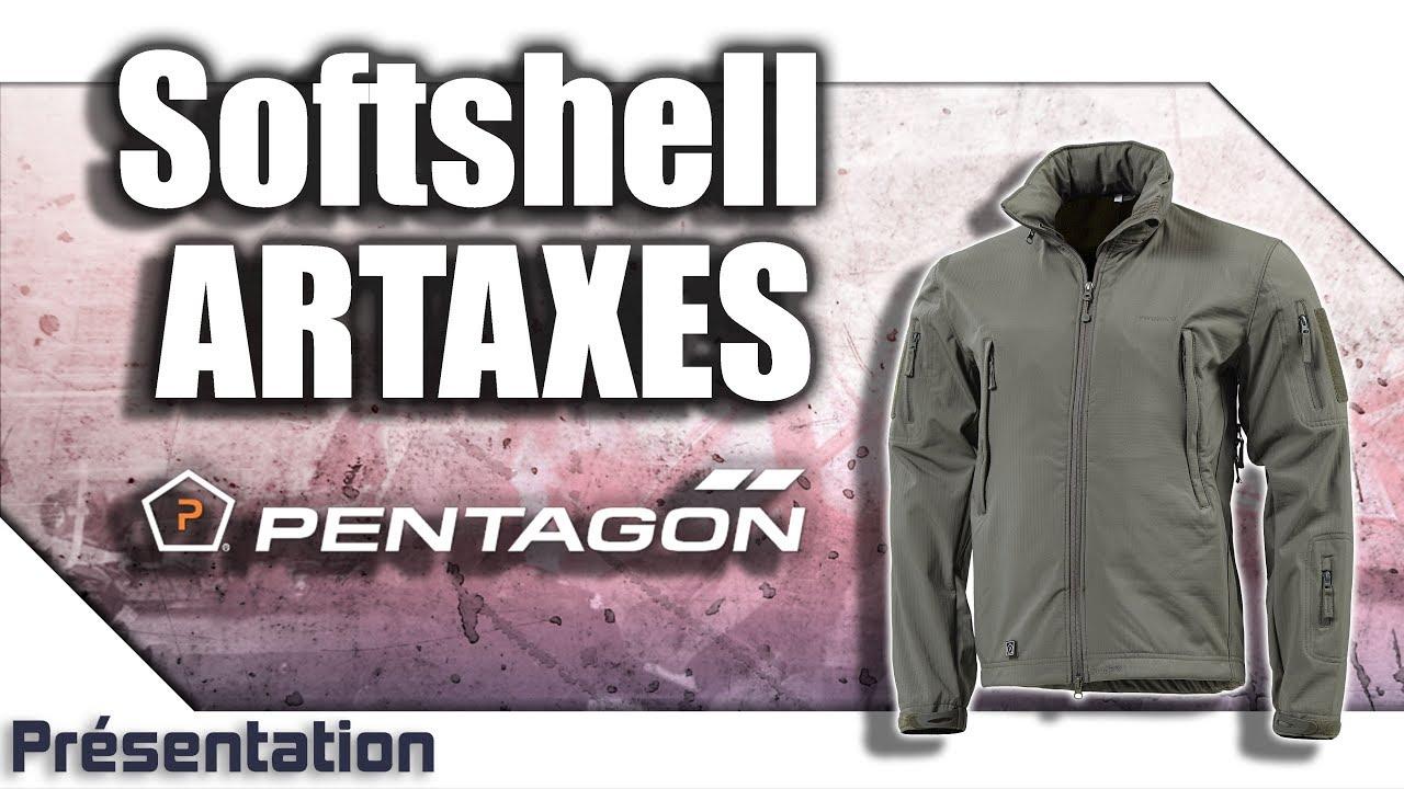 [Softshell Artaxes - Pentagon] Présentation