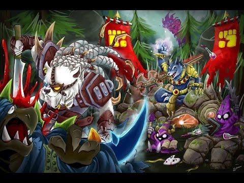 league of legends в контакте
