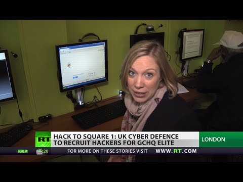 Hackers for Hire! UK cyber defense to recruit geeks for GCHQ