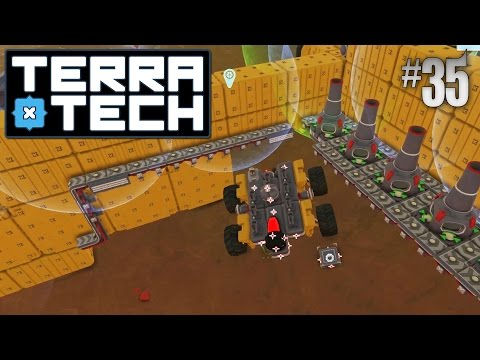 Terratech Hawkeye #35 Building The Perfect Conveyor System