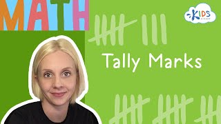 How To Keep Track With Tally Marks   How To Use Tally Marks   Kids Academy