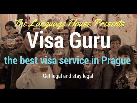 Czech Visa Assistance - The Language House TEFL and Visa Guru
