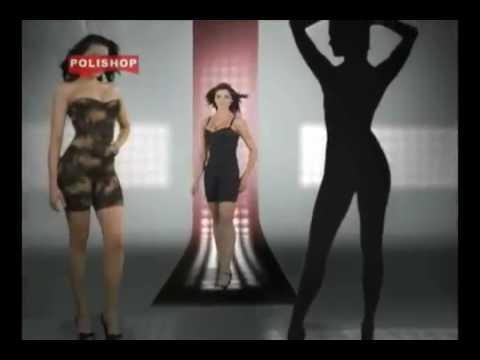 0682f21f2e Shapewear Body Fit Total Control DR Rey na POLISHOP