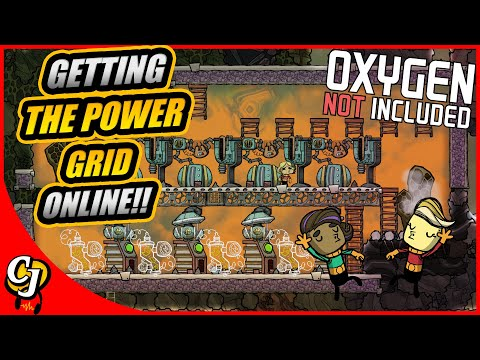 Getting The Electricity Grid Online With Natural Gas, And Sealing The Rest Of The Base!! || Oni Ep 5
