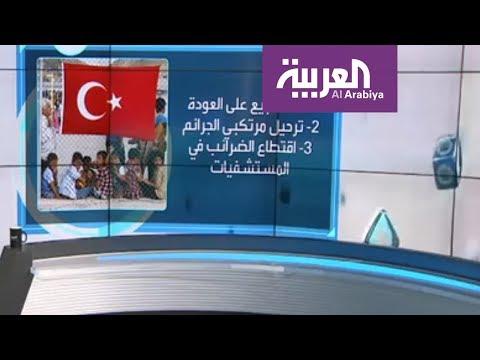 تفاعلكم | أردوغان ينقلب على اللاجئين السوريين  - نشر قبل 14 ساعة