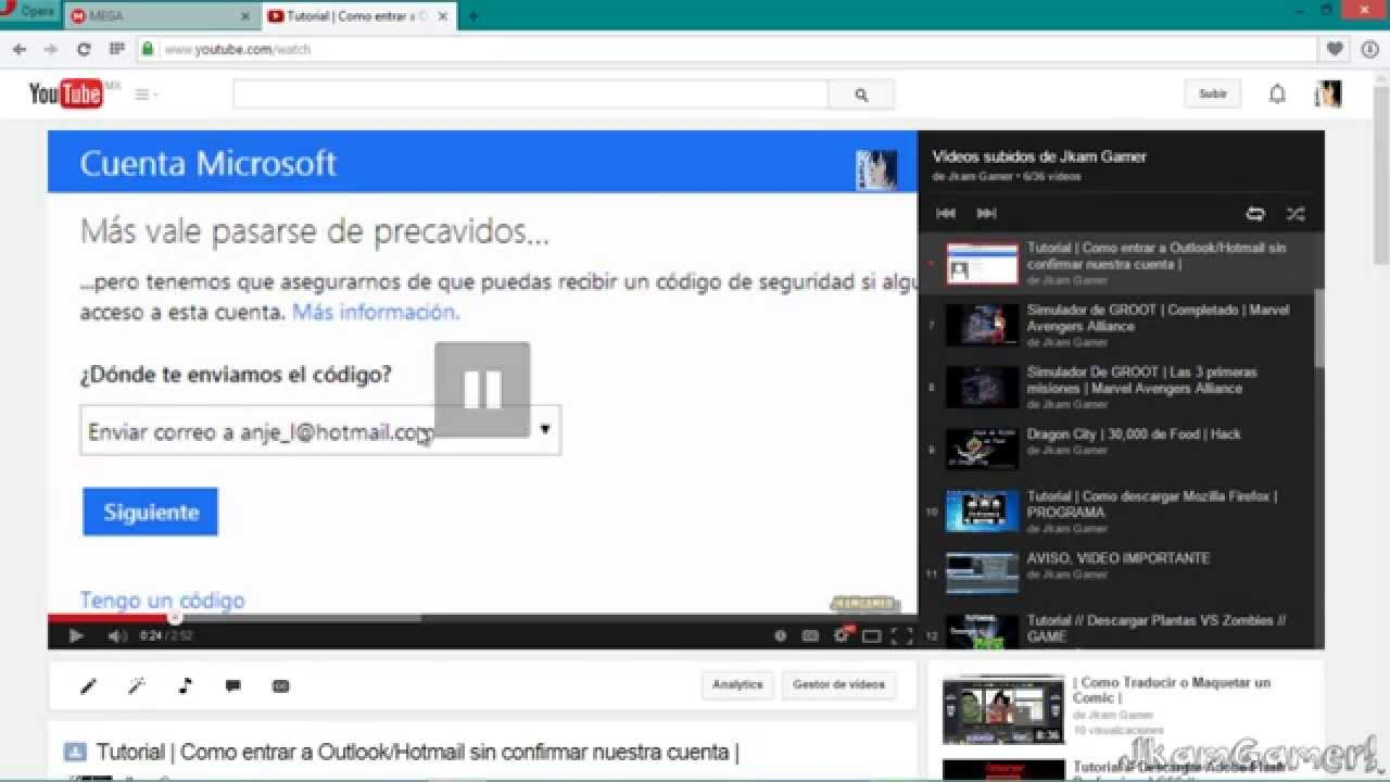 Entrar outlook hotmail How to