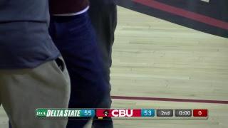 CBU MBB vs. Delta State thumbnail