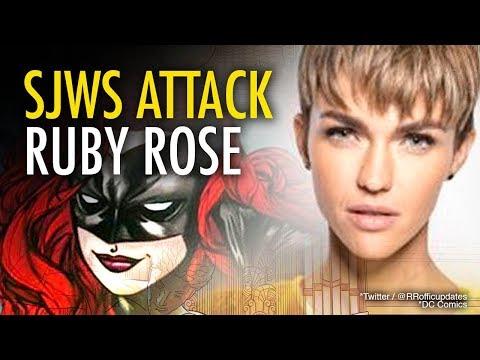 Martina Markota: SJWs Force Ruby Rose Off Twitter