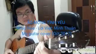 Ảo mộng tình yêu - Guitar cover