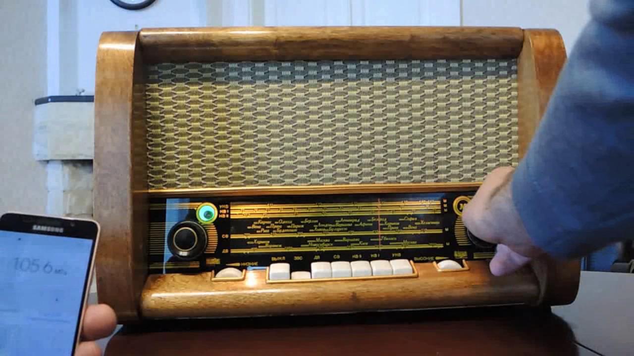 УКВ-FM конвертер для радиоприемника на микросхеме к174пс1. - YouTube