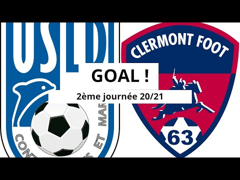 Dunkerque Clermont Goals And Highlights