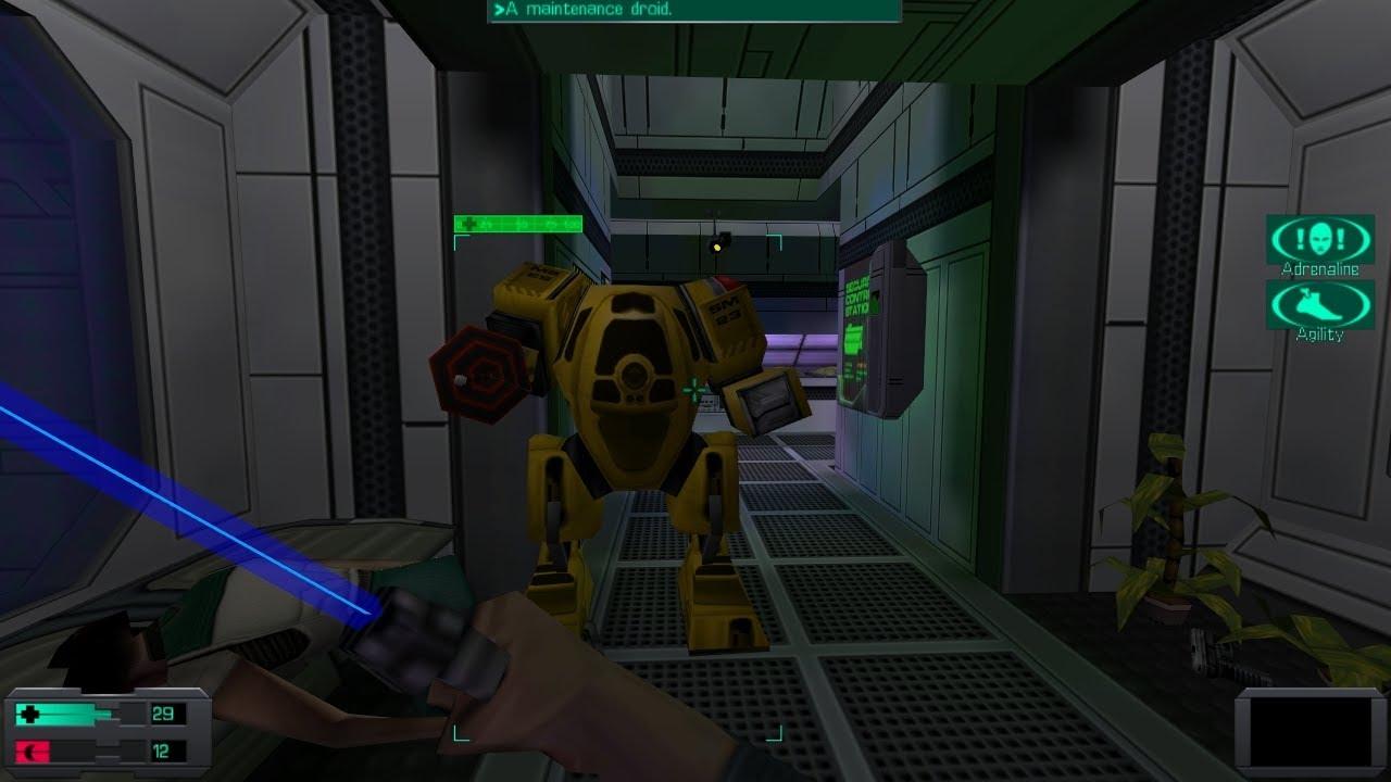 System Shock 2 - Deck 3 - Hydr...