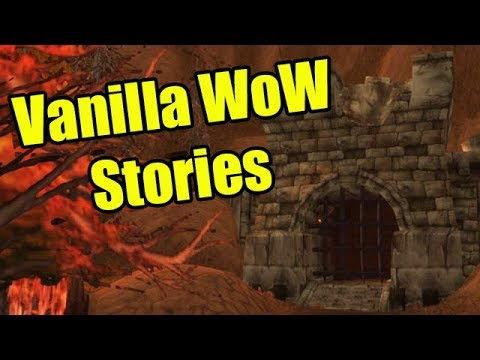 Vanilla WoW Stories: When my gear was stolen at Undead Stratholme