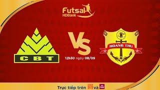 Futsal HDBank 2018: Cao Bằng - Hoàng Thư FHL Đà Nẵng (Lượt về)