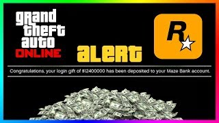 Extra FREE Money From Rockstar In GTA 5 Online, Millions Cash Giveaway Is HERE, Easter 2020 & MORE!
