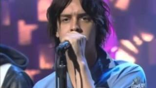 The Strokes - What Ever Happened (Live on Conan, '03)