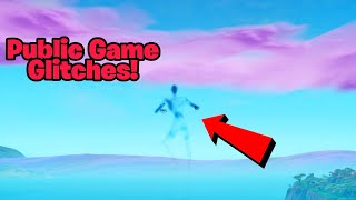 Glitches that works in public match (New) Fortnite Glitches Season 9 PS4/Xbox