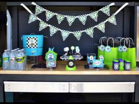 Monster Truck Birthday Party Ideas Youtube