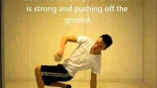 How To Breakdance: Master Swipe Tutorial