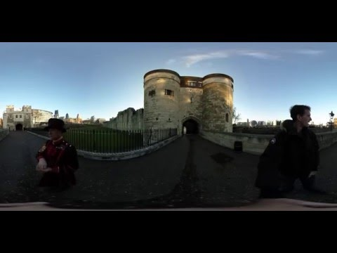 Tour Of The Tower Of London With Dan Snow