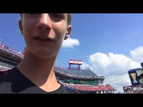 USA vs Panama Gold Cup Vlog!!