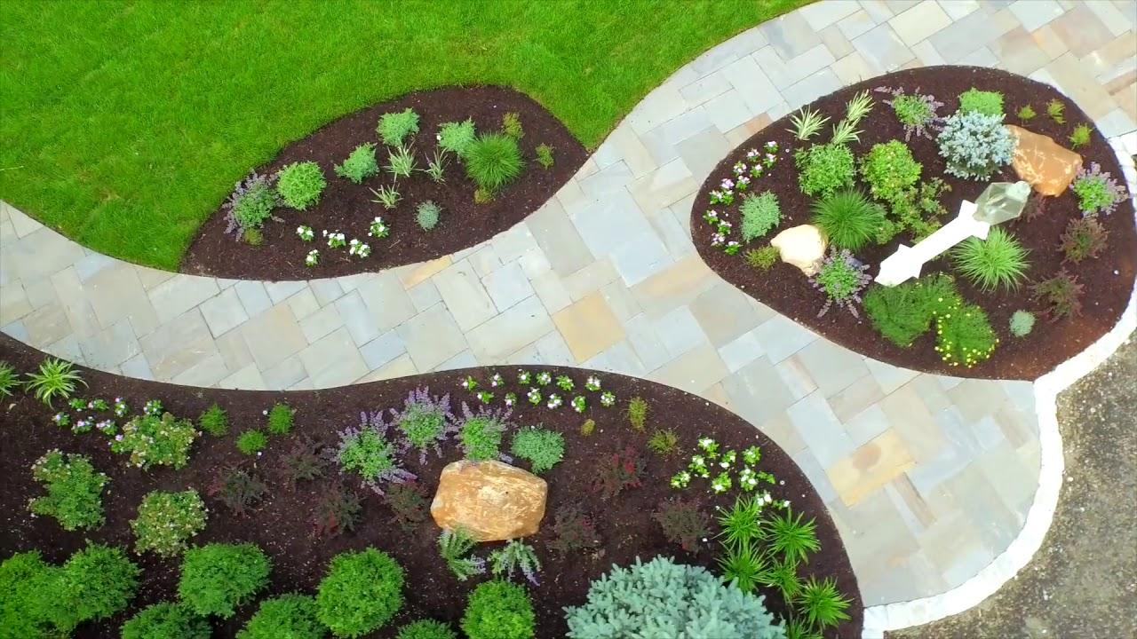 Thomas Flint Landscape Design - YouTube