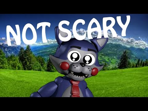 How to make Five Nights At Candy's 2 Not Scary