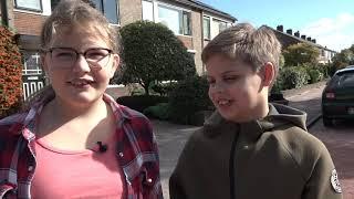 Huizense kinderen strijden tegen elektronisch afval