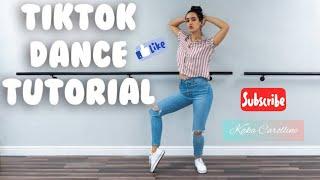 Tutorial TikTok Dance || Trend followers entertainment