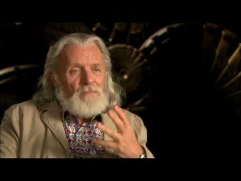 Anthony Hopkins 'Thor' Interview