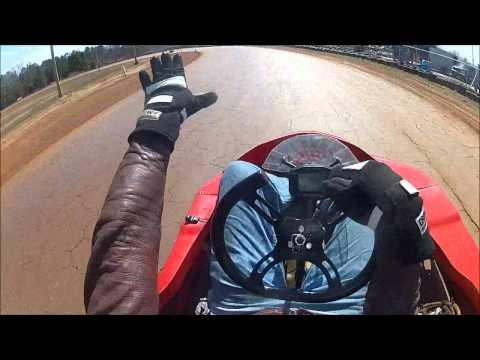 #7 Coty Wakefield - Dawgwood Speedway - Kart Racing