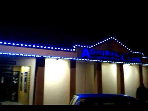 Admiral casino, Dubrava Zagreb - ledr running lights